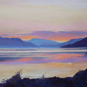 EveningKintail-Margaret-Evans