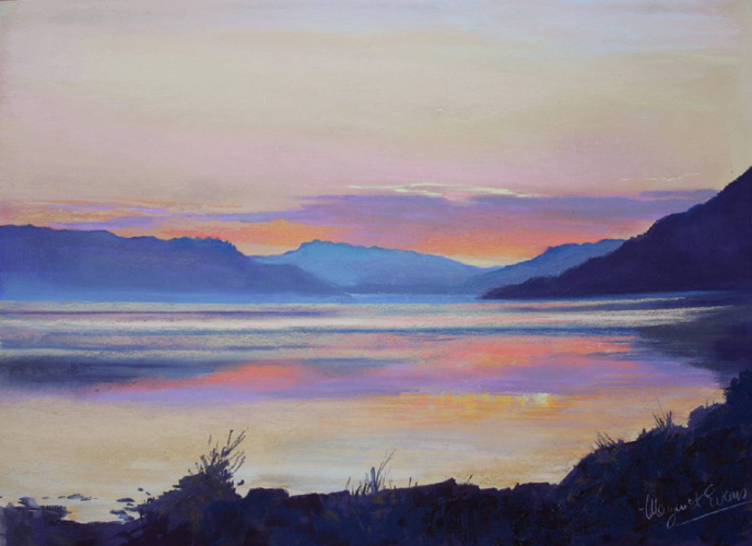 EveningKintail-Margaret-Evans