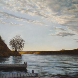 Highland_landing_sunset-marlene-wiedenbaum