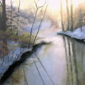Winter_Stream-Cathy-Brown