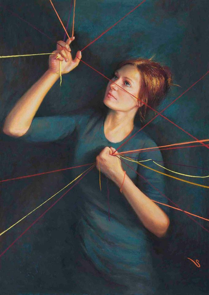 Threads - Christine Swann