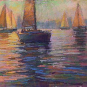 kathleen_newman-sunset_sail