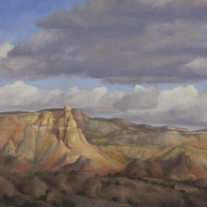 nancy_silvia-passing_clouds_at_ghost_ranch