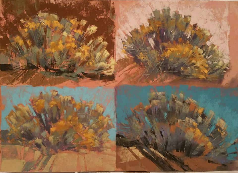 sagebrush-plein-air